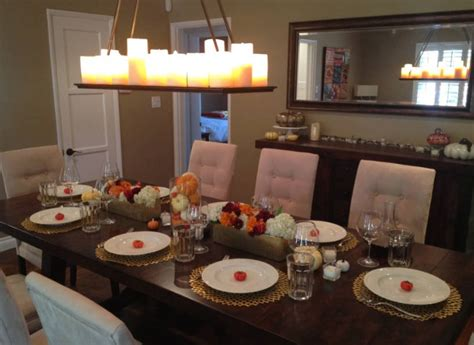 8 Thanksgiving Table Decorating Ideas For A Modern