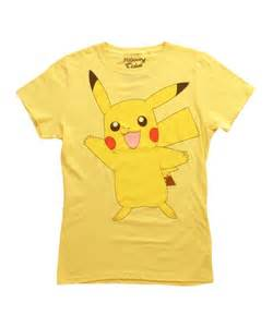 pokemon shirts for girls images