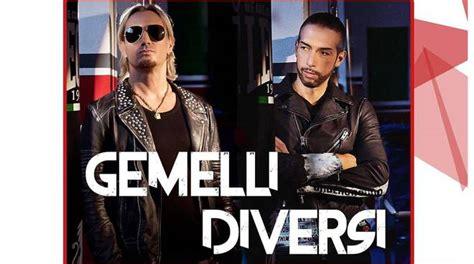 Gemelli Diversi Gemelli Diversi E Dj Roberto Grande Musica Ad