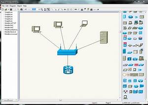 42 Simple Network Diagram Drawing Software Design Ideas
