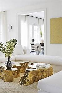 need that gold trunk coffee table culture scribe With gold trunk coffee table
