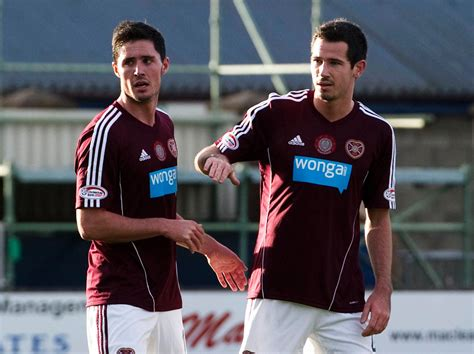 Big Interview: Former Hearts brothers Ryan & Dylan McGowan ...