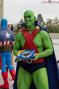 17 Best images about Martian Manhunter Cosplays on ...