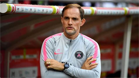Thomas ian tuchel (german pronunciation: Thomas Tuchel's contract extend by Paris Saint-Germain ...