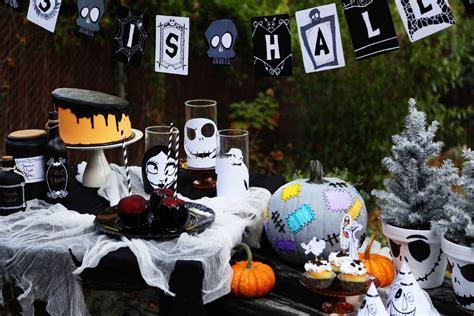 halloween party ideas dining room design decor idolza