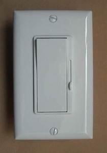 Wall Switch Dimmer Light Fits Diva Dv600 603 Single Pole