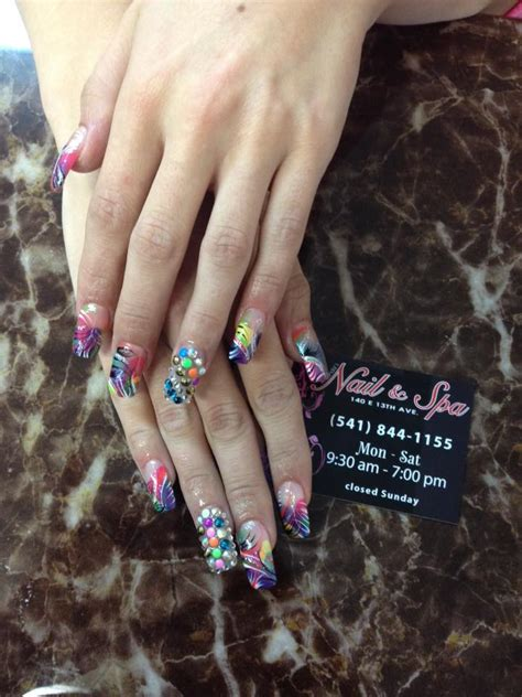 amanda nailspa home facebook