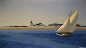 Edward Hopper The Long Leg