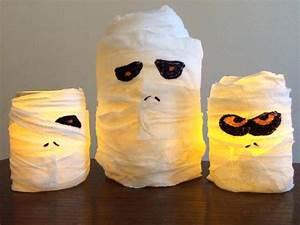 Idée Pour Halloween : decoration halloween a fabriquer decoration deco halloween a faire soi meme facile ~ Melissatoandfro.com Idées de Décoration