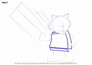 Learn How to Draw Lego Rocket Raccoon (Lego) Step by Step ...