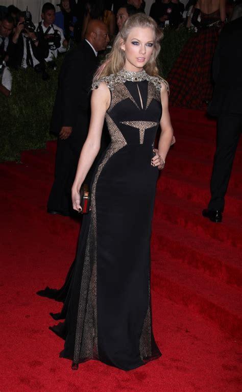 Taylor Swift MET Gala Dress - The Hollywood Gossip