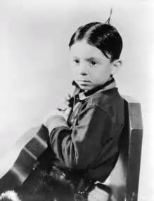 Alfalfa Little Rascal Carl Switzer