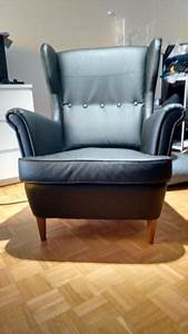 Ikea Ohrensessel Strandmon : ikea strandmon black wing chair like new in zh english forum switzerland ~ Markanthonyermac.com Haus und Dekorationen