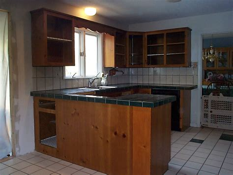 pictures of cabinets reface cabinets before after photos affordable