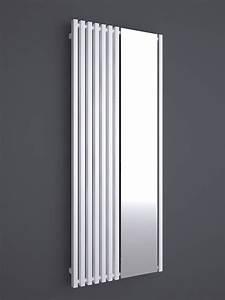 Radiateur Eau Chaude Vertical : radiateur triga miroir chauffage central ~ Melissatoandfro.com Idées de Décoration
