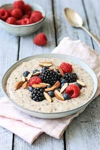 Richtiges Frühstück Zum Abnehmen : low carb protein porridge getreidefreies fr hst ck zum abnehmen low carb fr hst ck ~ Buech-reservation.com Haus und Dekorationen