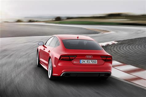 Audi Rs Four by Audi Shows Europe Refreshed 2015 Rs7