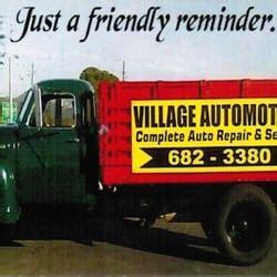 village automotive auto repair   marana