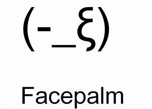 *Facepalm* by gamerbro1 on deviantART