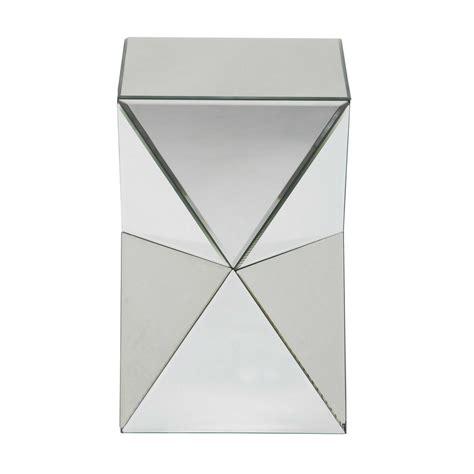 diamant sur canapé musique bout de canapé miroir l 33 cm diamant maisons du monde