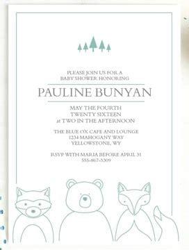 baby shower invitation etiquette  tips  planning