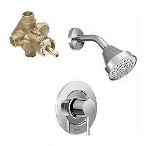 Shower Faucet Diagram