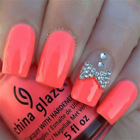 summer pink nail art designs ideas trends stickers