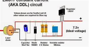 Power Supply By Lm317  Aka Ddl  Constant Current