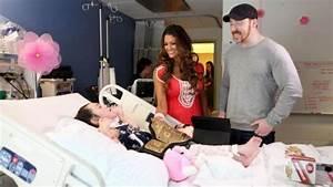 Superstars and Divas visit pediatric patients at Mattel ...