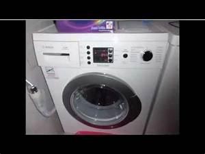 Bosch Waschmaschine Transportsicherung : bosch maxx 7 varioperfect wae28496 exclusiv waschmaschine youtube ~ Frokenaadalensverden.com Haus und Dekorationen