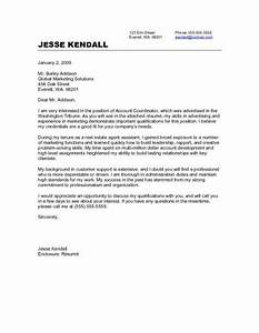 Cover Letter Examples For Career Change Cover Letter