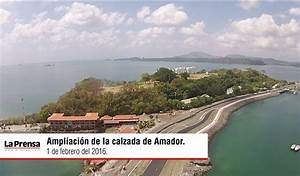 Expansion Of Amador Causeway Hits New Phase Punta