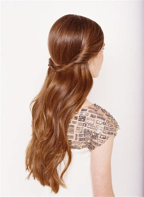 Half Updo Hairstyles Tutorial by 45 Fabulous Half Updos New Styling Ideas