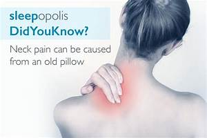 best pillow for neck pain sleepopolis With can pillows cause back pain