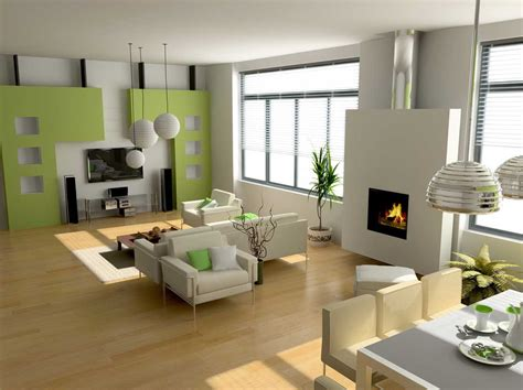 Contemporary Style : Contemporary Living Room Design