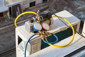 How To Correctly Evacuate A Refrigeration Or Air Conditioning System With A Vacuum Pump How To