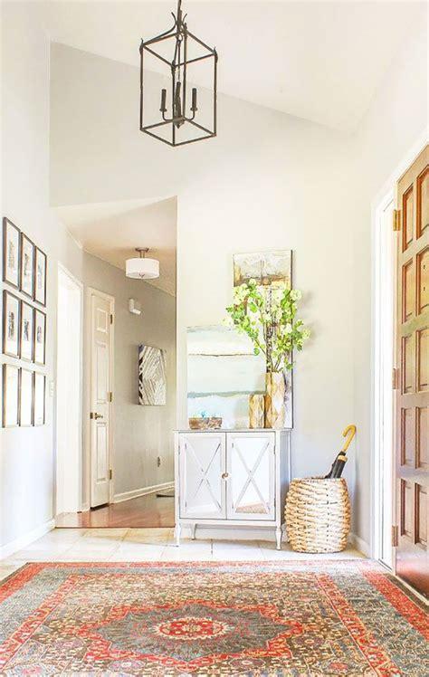 tappeti per ingresso 50 idee per arredare un ingresso classico ed elegante