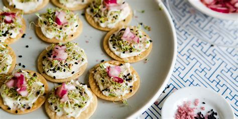 canapes with chagne 27 gorgeous celebratory canapé recipes