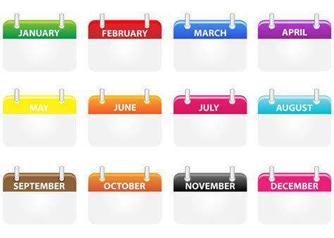 calendar icons clipart stock photo public domain pictures