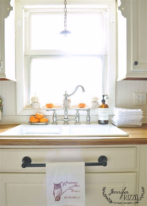 Kitchen Window Sill Ideas by Early Fall Kitchen Decor With Plants Kitchens Are My
