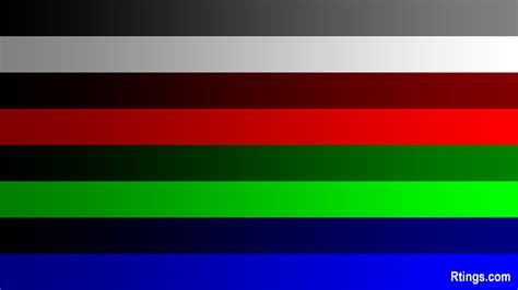 gradient color gradients on tvs color bit depth rtings