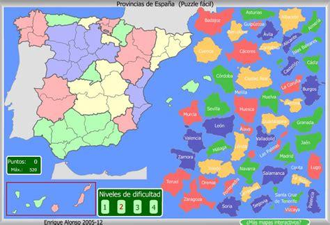 Mapas Flash Interactivos  Ceip De San Bartolomé
