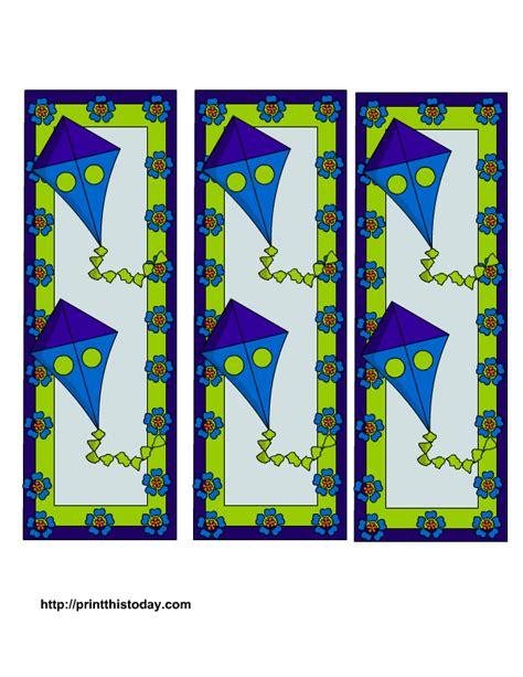free printable bookmarks free printable summer bookmarks