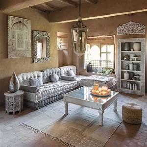 1000 idees sur le theme canape marocain sur pinterest With tapis jonc de mer avec canape angle oriental