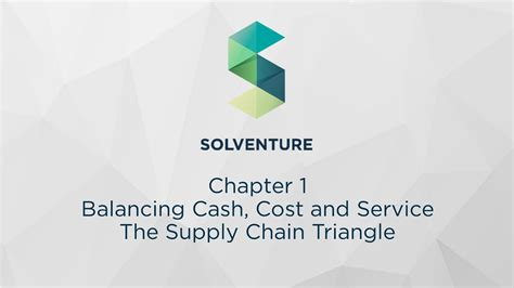 Service Cost by Chapter 1 Balancing Cost And Service The Supply