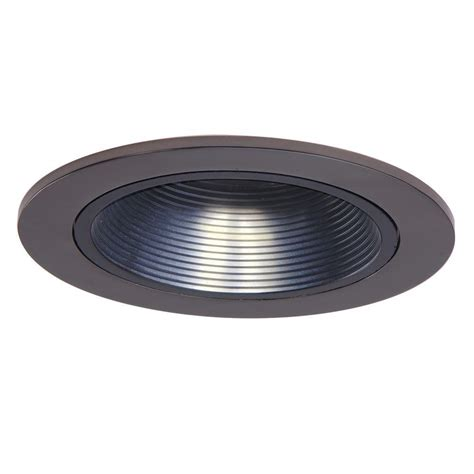 Recessed Lighting Trim by Halo 998 Series 4 In Tuscan Bronze Recessed Ceiling Light
