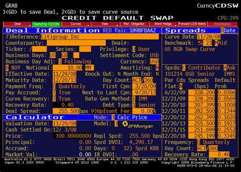 Credit Default Swaps, Herald of Doom (for Beginners) | The ...