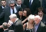 Family, 'Sopranos' costars say goodbye to James Gandolfini ...