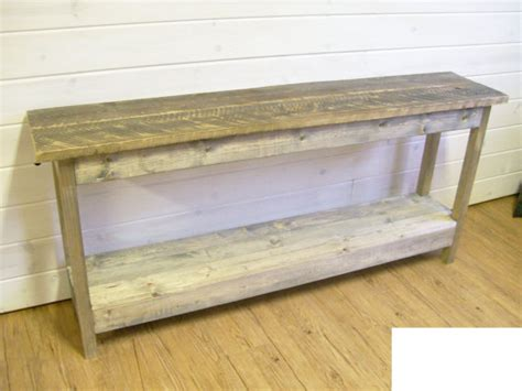 shabby chic sofa table shabby chic console table