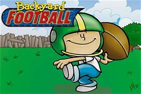Backyard Football Gba by Backyard Football Symbian Backyard Football Sis